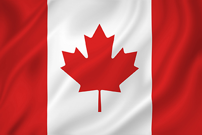 Canadian Flag - Maple Leaf