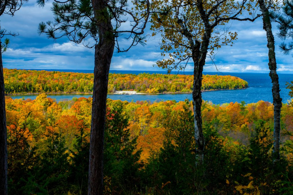 fall-leaf-colors-door-county-wisconsin